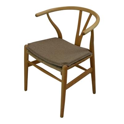 Kissen Für Ch24 Y Stuhl Kaufen Sie Hier Lederkissen Für Ch24 Y Stuhl