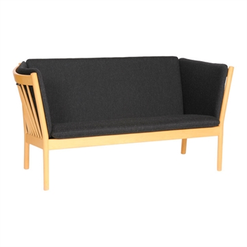 Kissenset für J-148 2 Pers. Sofa in Basic Select Leder