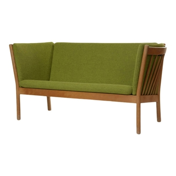 Kissenset für J-148 2 Pers. Sofa in Stoff Cotil 863