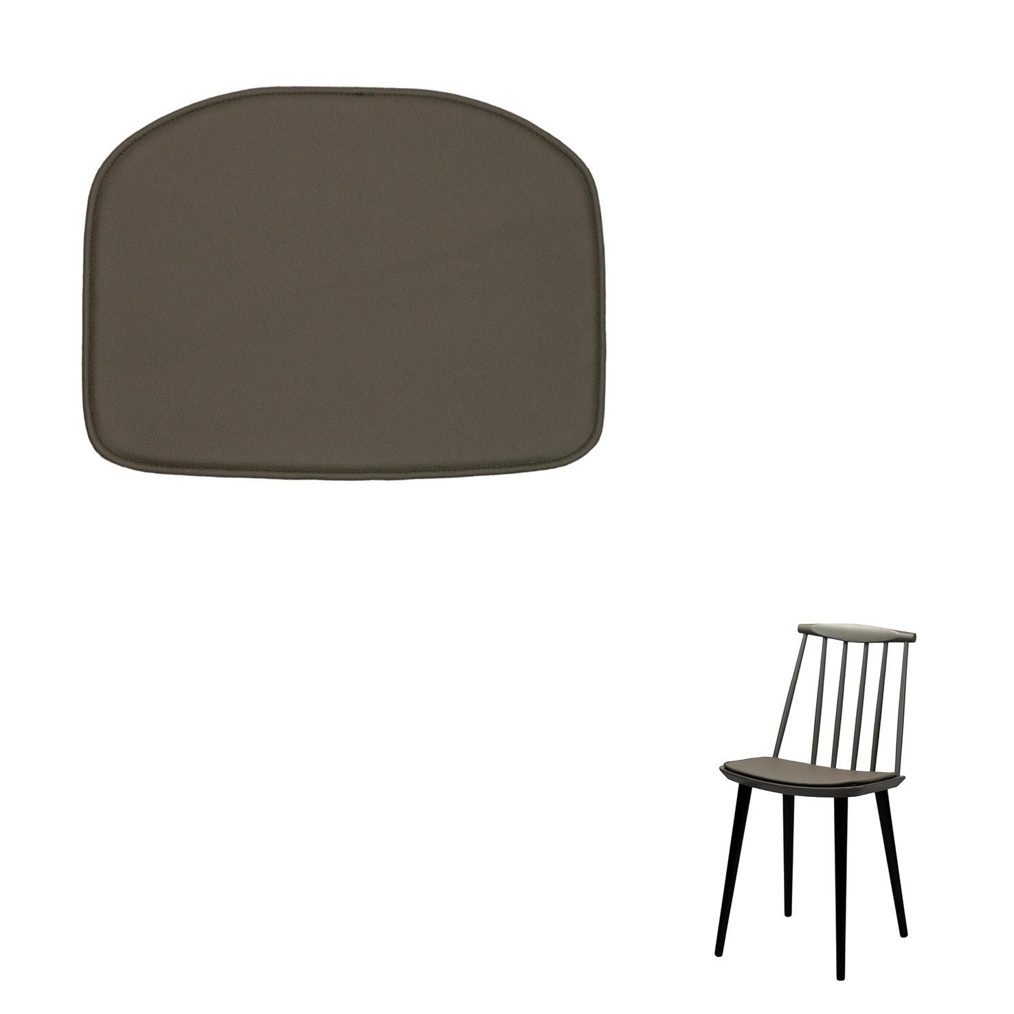 Nicht Wendbare Luxus Sitzkissen Mit Seaside Stoff Fur Den J 77 Hay Fdb Stuhl Von Folke Palsson